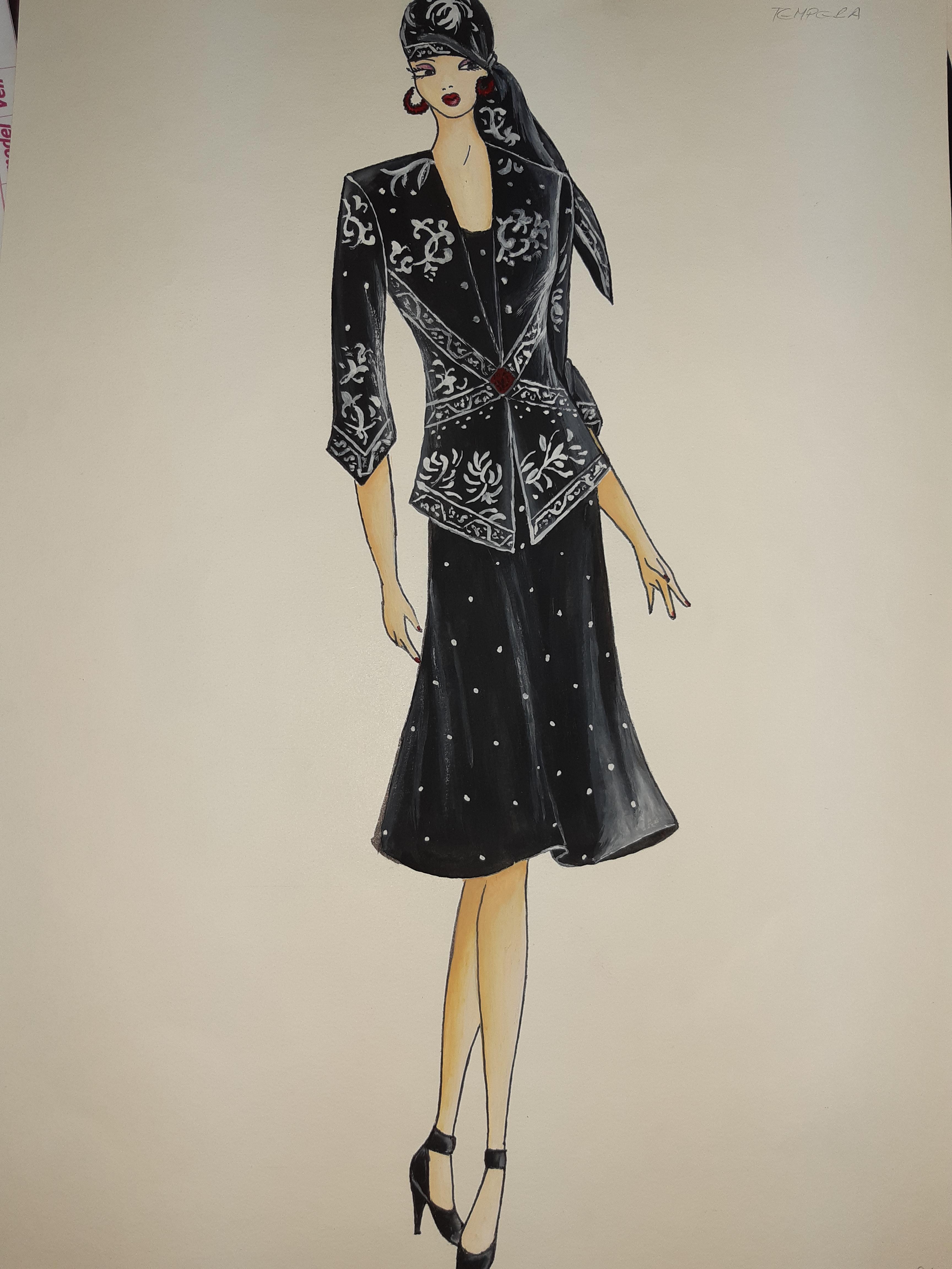 Početak programa Modni stilist odjeće s marketingom
