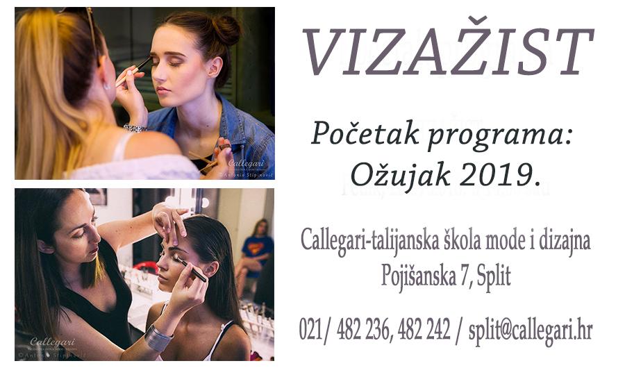 Proljetna grupa Vizažist - Split